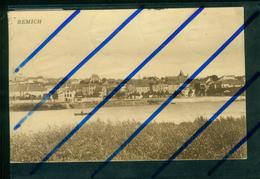 AK Remich, Viele Briefmarken Mit Geändertem Wert, Gelaufen 1930 N. Nasingen, B. Neuerburg, Kr. Bitburg (4490) - Remich