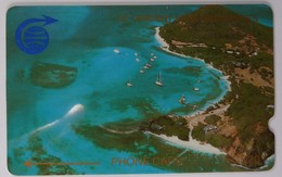 ST VINCENT & THE GRENADINES - GPT - STV-1C - 1CSVC - $20 - Admiralty Bay - Mint