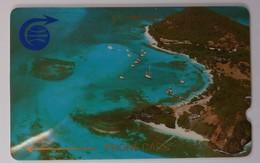 ST VINCENT & THE GRENADINES - GPT - STV-1D - 1CSVD - $40 - Admiralty Bay - Mint