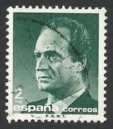 Spain, 2 P. 1986, Sc # 2417, Used - 1931-Aujourd'hui: II. République - ....Juan Carlos I