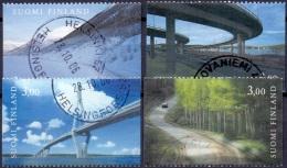 Finland 1999 Wegen GB-USED - Finland