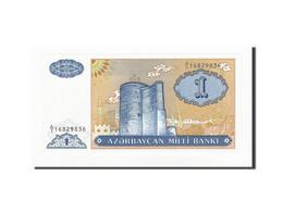 Azerbaïdjan, 1 Manat, 1992, KM:11, SUP+ - Azerbaïdjan