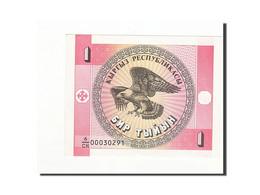 KYRGYZSTAN, 1 Tyiyn, 1993, KM:1, SUP+ - Kirghizistan