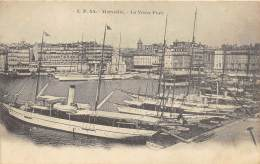 13 - BOUCHES DU RHONE - MARSEILLE - Le Vieux Port