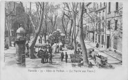 13 - BOUCHES DU RHONE - MARSEILLE - Marché Aux Fleurs