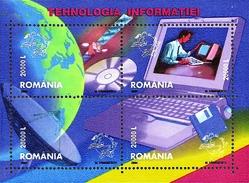 Romania 2004 / Information Technology - Block