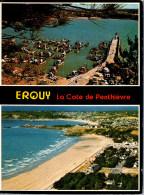 22 ERQUY - Vues De La Cote - Erquy