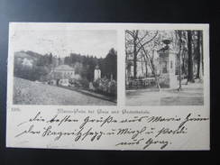 AK MARIA GRÜN Mariagrün Bei Graz 1902 /// D*22770 - Graz