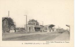 78 - TRAPPES  LA GARE - Trappes