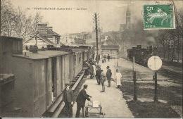 44 - PONTCHATEAU LA GARE - Pontchâteau