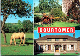 61 COURTOMER - Différentes Vues - Courtomer