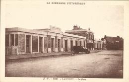 22 - LANNION  La Gare - Lannion
