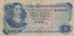 SOUTH AFRICA 2 RAND ND (1974-76) P-117b G - Suráfrica