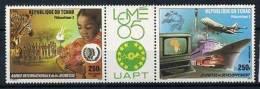 Tschad 1985 Mi. 1130-1131 - ** Postfrisch Qualität: 100% - Philexafrique III L