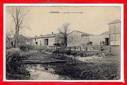51 - VERRIERE --  Le Lavoir Sur La Rivière - France