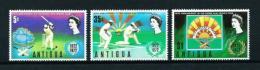 Antigua  Nº Yvert  288/90  En Nuevo