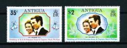 Antigua  Nº Yvert  312/13  En Nuevo