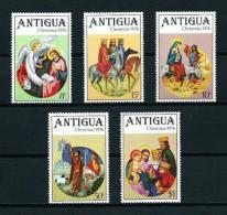 Antigua  Nº Yvert  439/43  En Nuevo