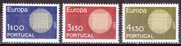 Portugal - Mi.Nr. 1092- 1094 - Postfrisch MNH - Europa CEPT