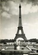 Dép 75 - Cachets - Cachet Et Timbre Souvenir - Paris - Arrondissement 07 - La Tour Eiffel - 2 Scans - état - Tour Eiffel
