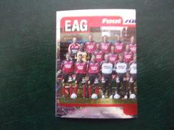 PANINI FOOT 2002 :championnat De France D1 Et D2 N°71 Guingamp GUINGAMP - Französische Ausgabe