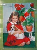 KOV 1003 - Dog, Hund, Enfant, Child, Baby, Kid, Infant, Young, Dete, Anak, çocuk, - Non Classés