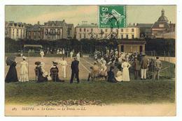Le Tennis  à  Dieppe    1903 - Tennis
