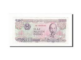 Viet Nam, 2000 D<ox>ng, 1988-1991, 1998, KM:107a, TTB - Vietnam