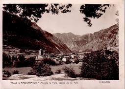 ANDORRE - VALLS D'ANDORA - ANDORRA LA VELLA. - Andorre