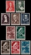 ~~~ Netherlands 1947 - Complete Year Set / Compleet Jaar - NVPH 490/499 ** MNH ~~~ - Full Years