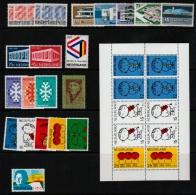 ~~~ Netherlands 1969 - Complete Year Set / Compleet Jaar - NVPH 918/938  ** MNH ~~~ - Full Years