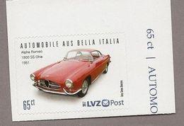 Privatpost - LVZ - Autos Cars Aus Italien: Alpaha Romeo 1900  Ghia