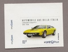 Privatpost - LVZ - Autos Cars Aus Italien: Lamborghini Urraco P111 - Voitures