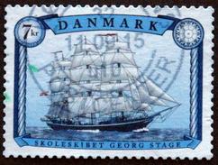 Denmark 2015 Sailship   ( O)    ( Lot  L 1431 )