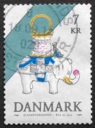 Denmark 2015   Royal Medail.   Minr.1828  ( O)    ( Lot  L 1447   )