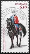Denmark  2014  Minr.1799 Husar Regiment 400 Year Anniversary Horse Pferd Cheval (O) ( Lot  L 1449 )