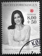 Denmark 2012  Heart Foundation  Minr.1713 BC (O) ( Lot L 1555 )