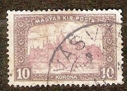 Hungary 1919 Mi 260 Vasvar