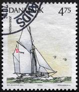 Denmark 1993 Segelschulschiffe /  Sail Training Ship / Navire-école De Voile  MiNr. 1058    ( Lot L 1589 )