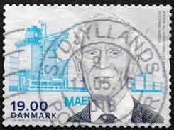 Denmark  2016  MAERSK   MiNr.   (O)   ( Lot  L 1628 )
