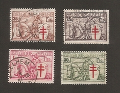 Belgica 1934 Used