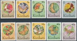 Kiribati  Vlinders