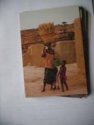 Africa Afrique Mali Woman And Child - Mali