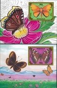 Mongolie  Vlinders