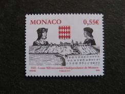 Monaco:  TB N°2819 , Neuf XX .