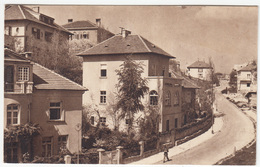Zagreb, Vinkovićeva Ulica (Miroslav Scholz) Postcard Unused B170222 - Croacia