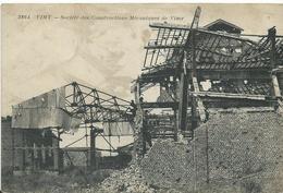 Vimy  Societe Des Contrustion Mecanique De Vimy - Guerre 1939-45
