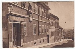 Zagreb, Mesnička Ulica (Miroslav Scholz) Postcard Unused B170222 - Croacia