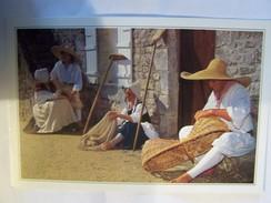 Cp0123 NON ECRITE L Estran Saintongeais  Groupe Folklorique Ethographique  Les Sauniers - Ante 1900