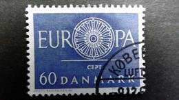 Dänemark 386 Oo/used, EUROPA/CEPT 1960